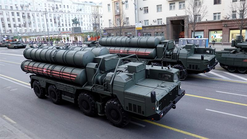 Russia, Turkey working on new S-400 missile contract: Official