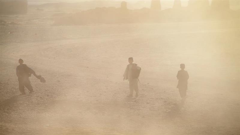 9 school children killed in landmine blast in Afghanistan