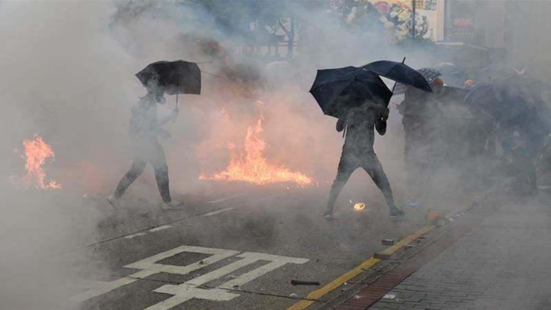 Hong Kong protests: What is the end game?