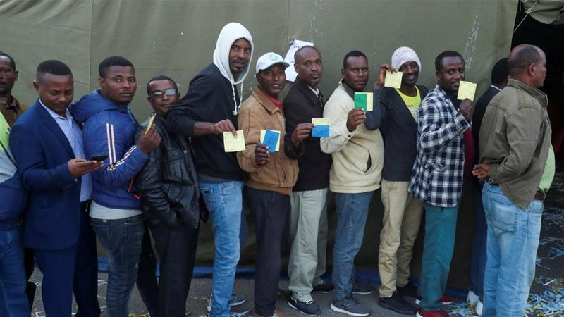 Ethiopia: Sidama people vote on forming new regional state