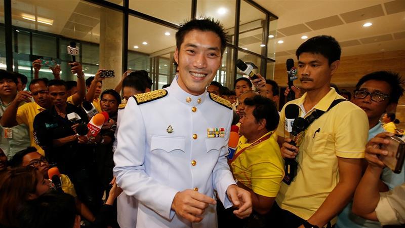 Thai court strips opposition frontman of MP status