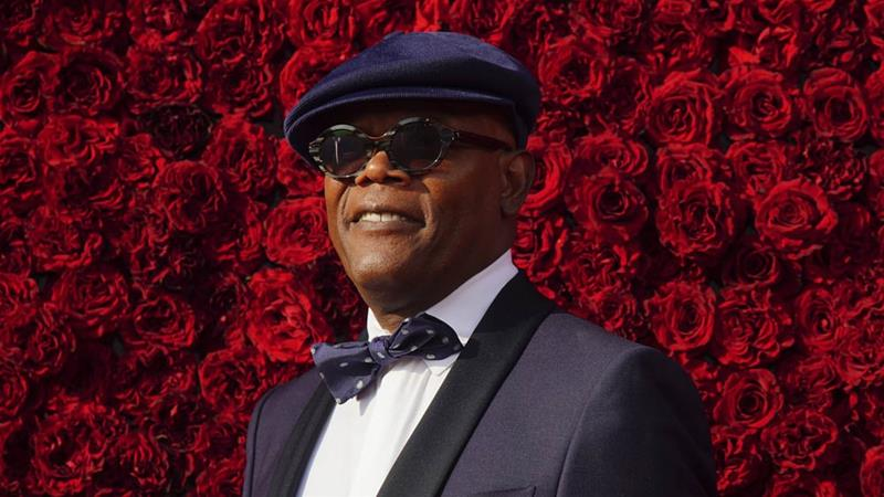 Samuel L Jackson is among the stars of Apple's The Banker [File: Elijah Nouvelage/Invision/AP Photo]