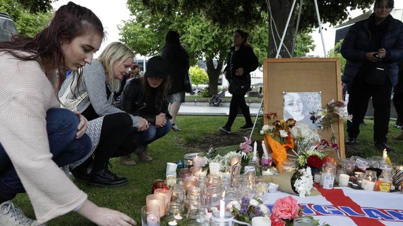 Millane's death shocked many in New Zealand, which prides itself on welcoming tourists [File: Mark Baker/AP]