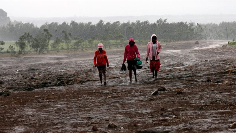 Mudslides, Floods Kill 34 in Western Kenya