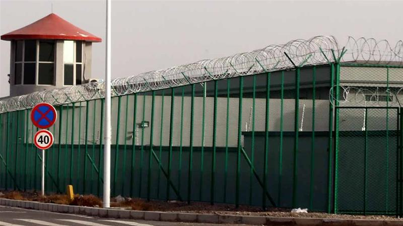 A cache of leaked documents has revealed the inner workings of the network of camps built by China in the far western region of Xinjiang. [File: AP Photo]
