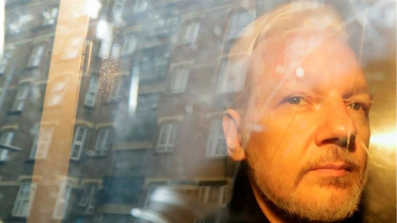 Doctors tell UK authorities Julian Assange 'could die' in jail