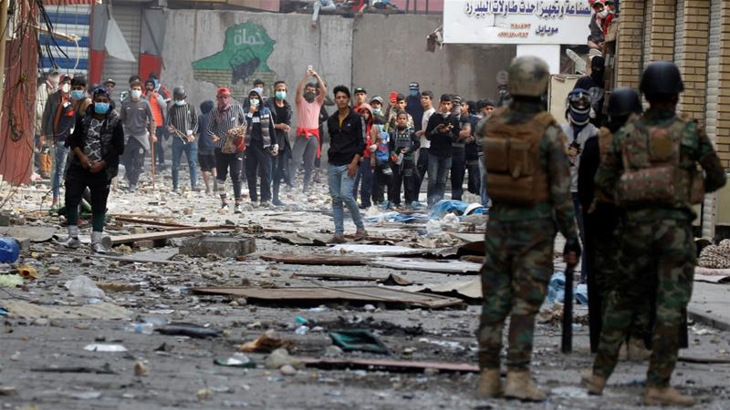 Iraq officials: 3 dead in south amid ongoing violence