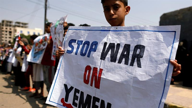 Saudi Arabia and the United Arab Emirates, which account for at least a third of South Africa's arms exports and are engaged in a war in Yemen, have rejected the inspections which they consider a violation of their sovereignty, the sources tell Reuters News Agency [File: Khaled Abdullah/Reuters]
