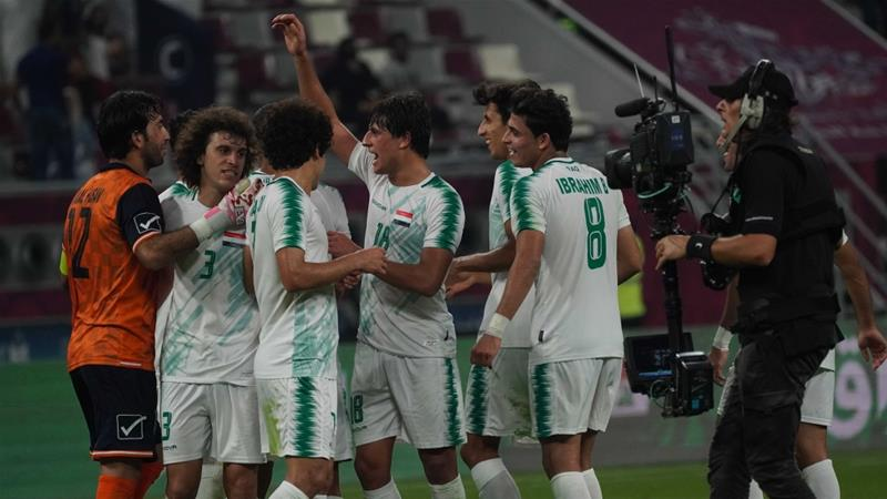 Arabian Gulf Cup: Iraq beat hosts Qatar 2-1 in opening game
