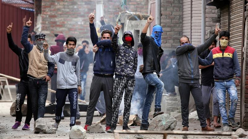 Kashmir is reeling under a crippling military lockdown and internet blackout for nearly four months [Danish Ismail/Reuters]