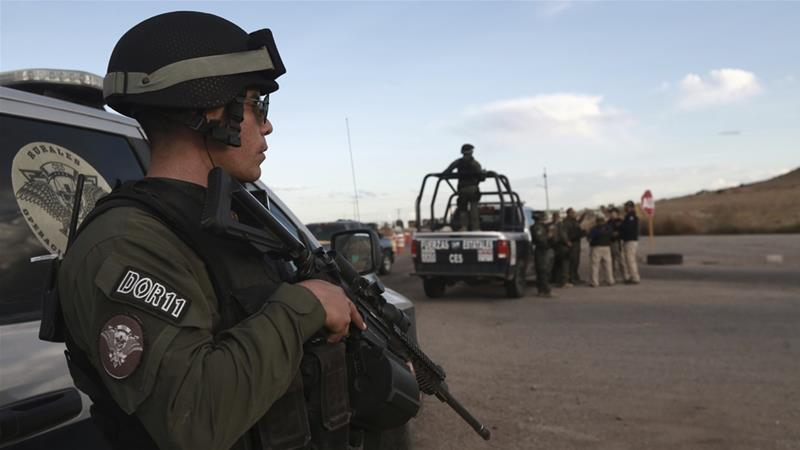 Mexico will not allow USA  operations against cartels