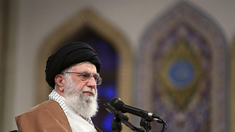 Iran's Supreme Leader Khamenei rules out talks with US | USA News ...
