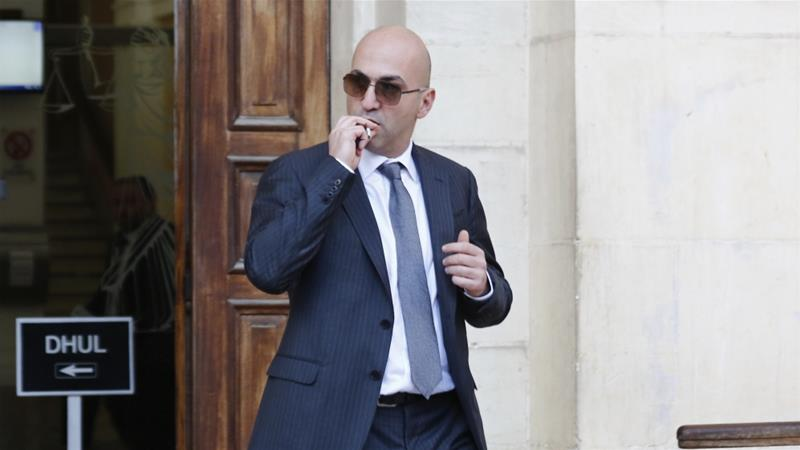 Prosecutors in Malta charge businessman in journalist's killing