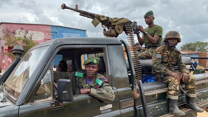 More than dozen killed in eastern DR Congo rebel attack