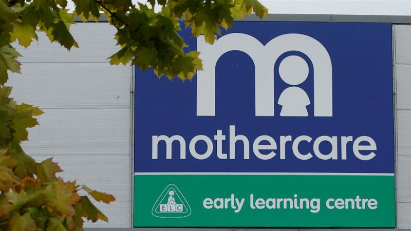 Mothercare has failed ot keep pace with retail developments, say analysts [Andrew Yates/Reuters]