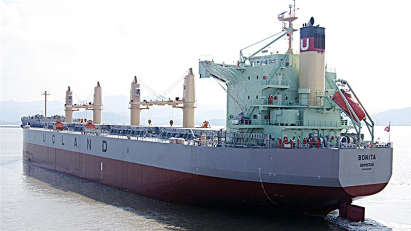 Pirates Seize 4 Aboard Greek-Flagged Ship off Coast of Togo