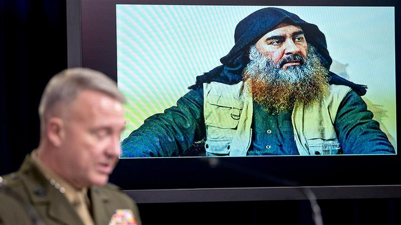 Turkey captures sister of slain ISIL leader Abu Bakr al-Baghdadi
