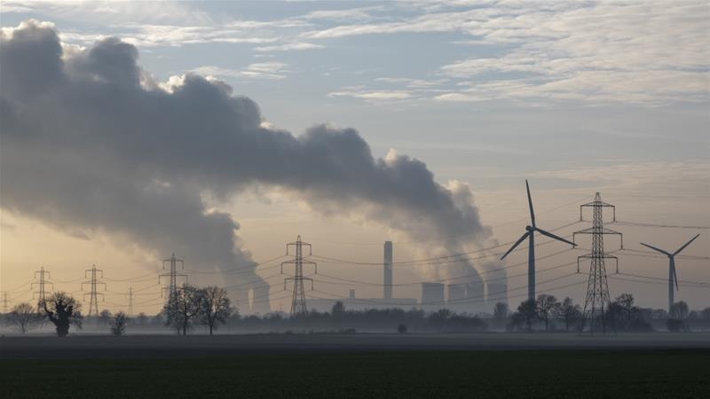 The burning of oil, coal and gas for energy consumption was the main culprit behind the increase in emissions, consultancy firm Capgemini said in its World Energy Markets Observatory report [File: Dan Kitwood/Getty Images]