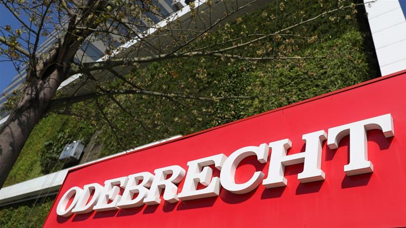 Peru judge orders 14 lawyers jailed amid Odebrecht probe