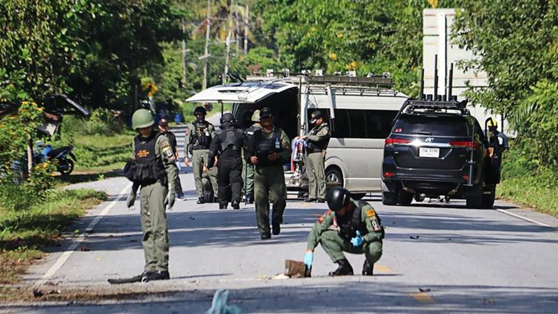 A separatist armed campaign in southern Thailand has left about 7,000 people dead since 2004 [Tuwaedaniya Meringing/AFP]