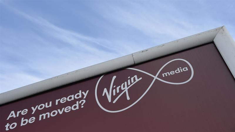 Virgin moves United Kingdom  mobile services from BT to Vodafone network