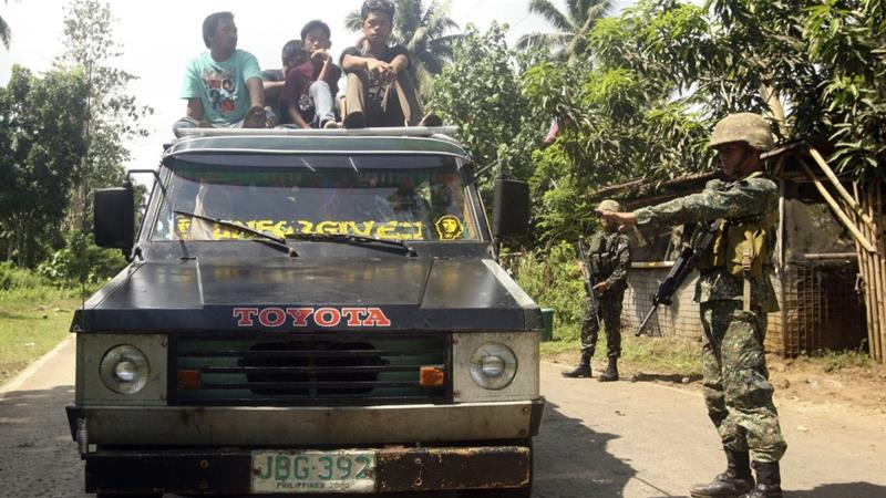 The Philippines has vowed to wipe out Abu Sayyaf and has intensified military operations in its strongholds [File: Reuters]