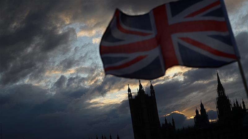 The upcoming general election in the United Kingdom is scheduled for December 12, and the race to borrow and spend is on as candidates vow to build up public services and bolster roads, schools and hospitals [File: Hannah McKay/Reuters]
