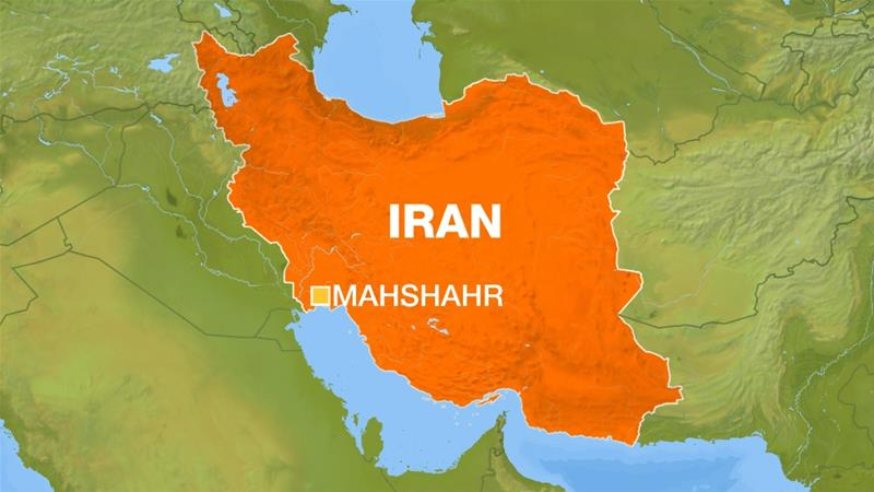 Iran downs 'unknown' drone over Persian Gulf port