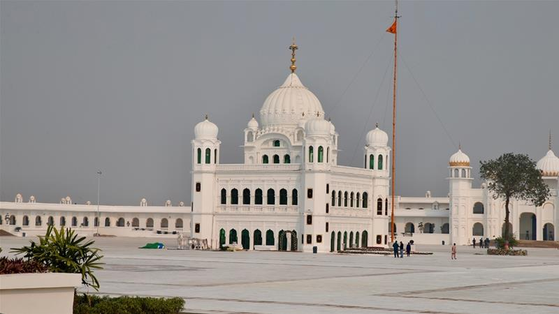 India-Pakistan corridor set to open for Sikh pilgrims | Pakistan ...