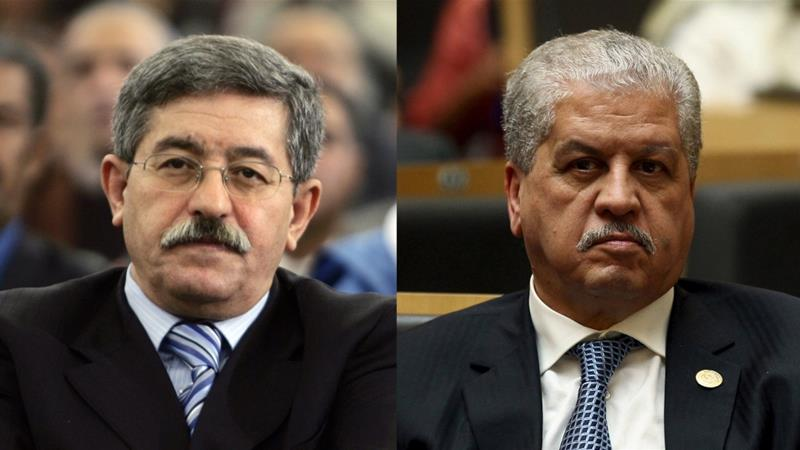 Algeria: Two ex-prime ministers jailed two days before election