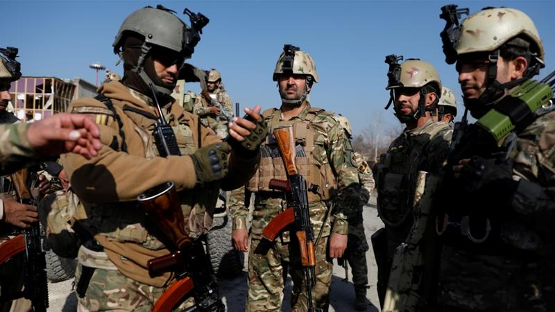 Afghanistan: 5 dead in Taliban raid on biggest United States base