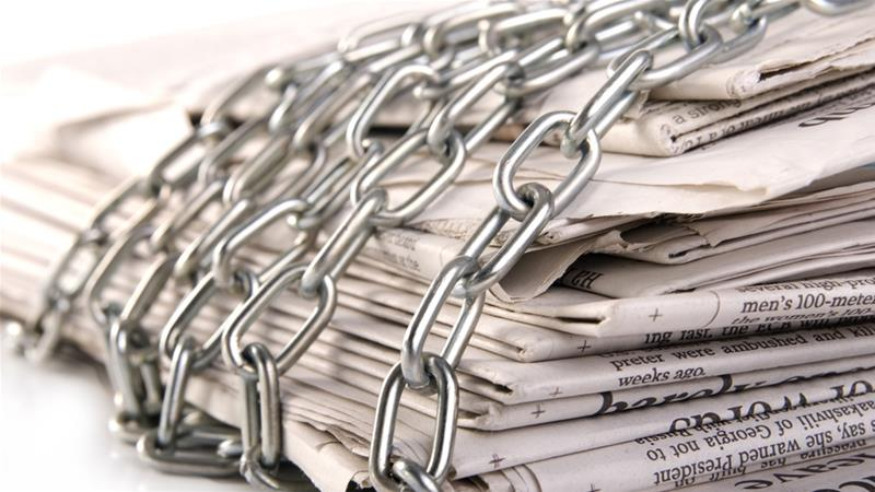 The CPJ report found that a majority of imprisoned journalists faced anti-state charges [File: Getty Images]