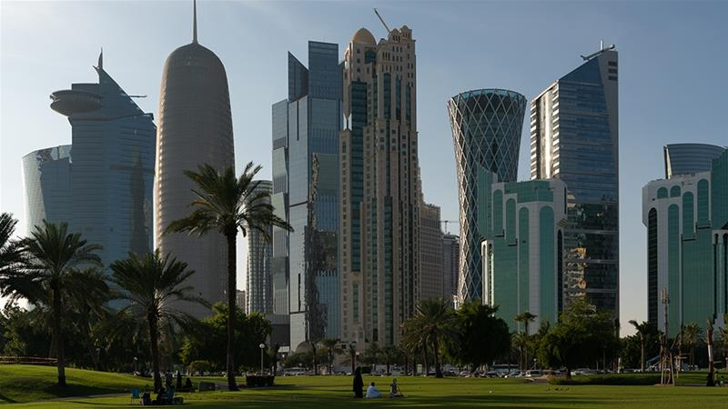 On June 5, 2017 Saudi Arabia, the UAE, Bahrain and Egypt imposed an air, land and sea blockade on Qatar [Sorin Furcoi/Al Jazeera]