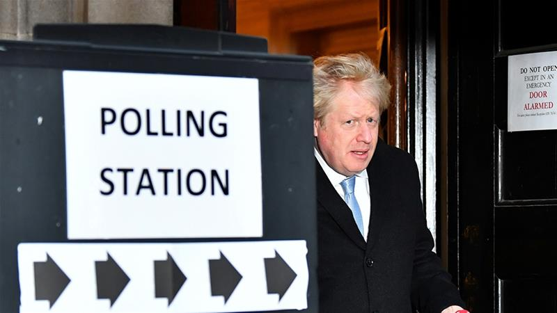 What does the exit poll mean for Boris Johnson's Brexit deal?