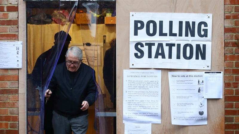 Britons vote in high-stakes election dominated by Brexit