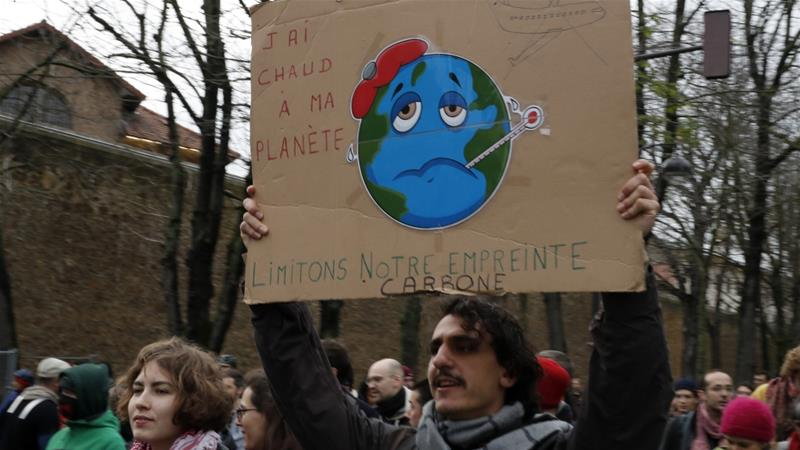 Leaders and experts around the world, especially from the younger generation, are increasingly worried about the negative effects of climate change [File: Francois Mori/The Associated Press]