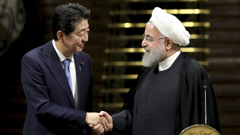 Rouhani will be the first Iranian president to visit Japan since 2000 [File: Ebrahim Noroozi/AP]