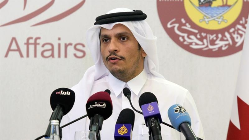 Sheikh Mohammed bin Abdulrahman Al Thani said his country will not offer concessions that interfere with Qatar's sovereignty [File: Naseem Zeitoon/Reuters]