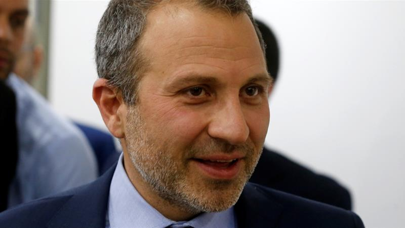 Lebanon FM Gebran Bassil on protests, corruption and reforms