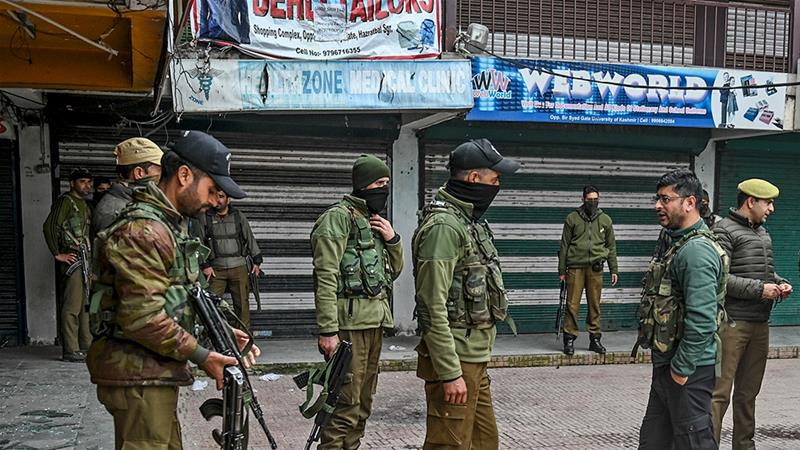 United States deplores detentions, internet ban in occupied Kashmir