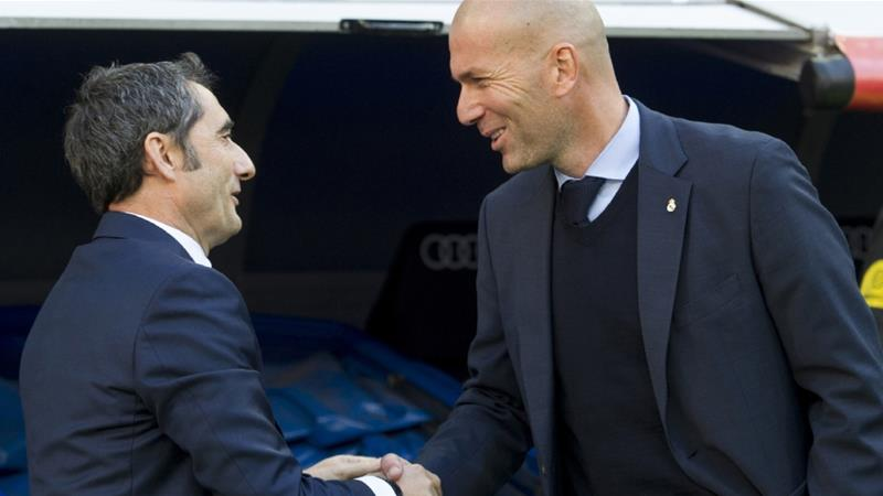 Barcelona, Real Madrid prepare for politically charged Clasico