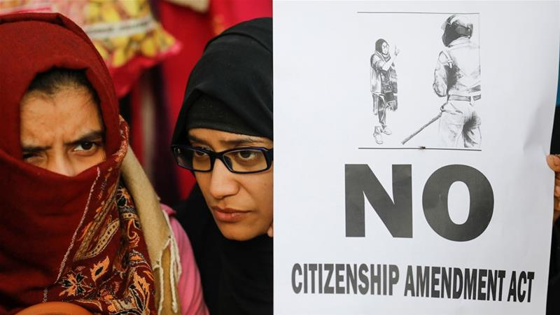 Citizenship Act protests: Thousands held across India for defying ban