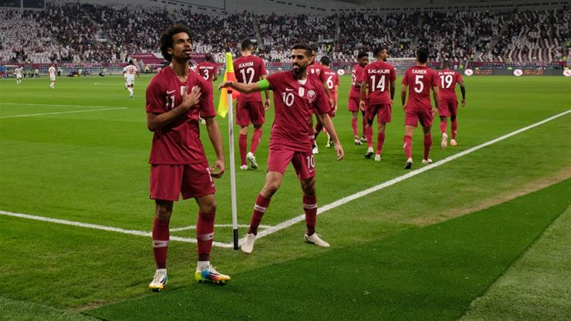 Gulf Cup: Qatar beat UAE to book semi-final place