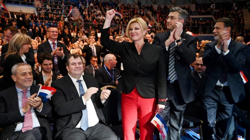 Milanovic, Grabar-Kitarovic to Compete in Runoff For Croatian Presidency