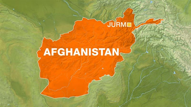 The epicentre was about 50 kilometres (30 miles) southwest of Jurm in northern Afghanistan, according to the United States Geological Survey [Al Jazeera]