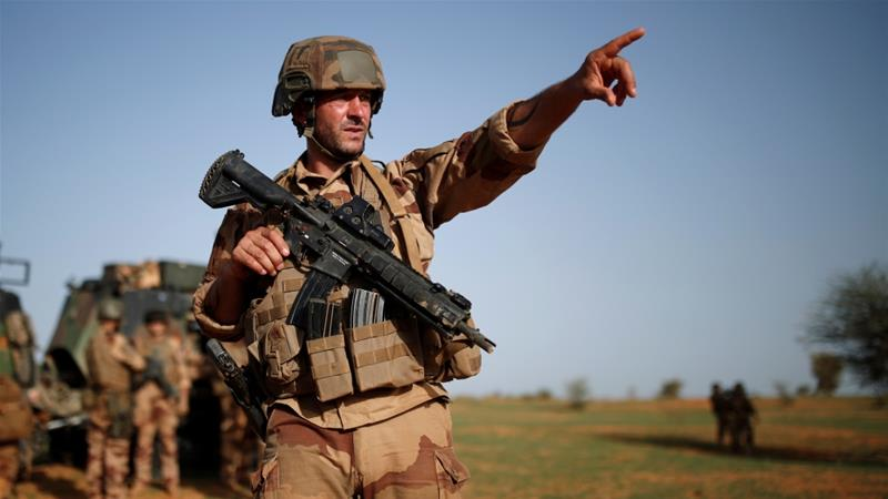 French forces kill 40 jihadists during operation in Mali