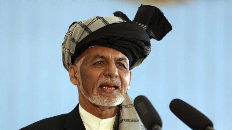 Afghanistan president wins second term in preliminary vote count