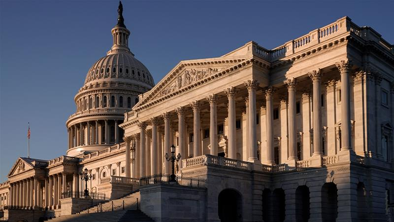 United States Lawmakers in Washington are trying to bring more transparency to corporate ownership [File: J. Scott Applewhite/The Associated Press]