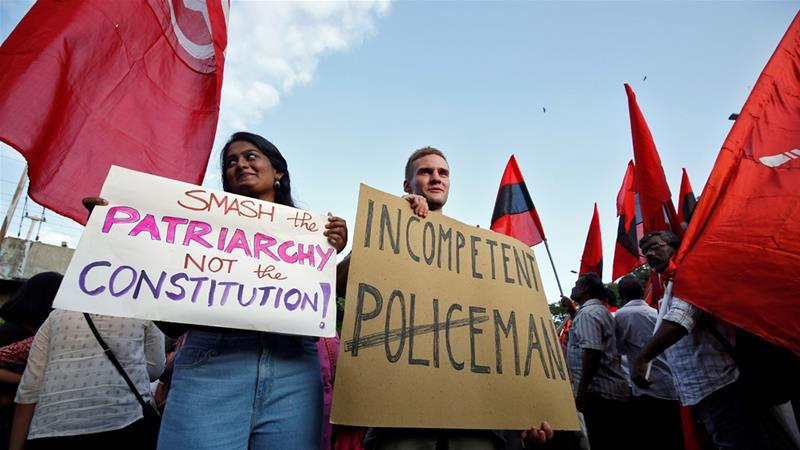 German exchange student told to leave India after joining protests