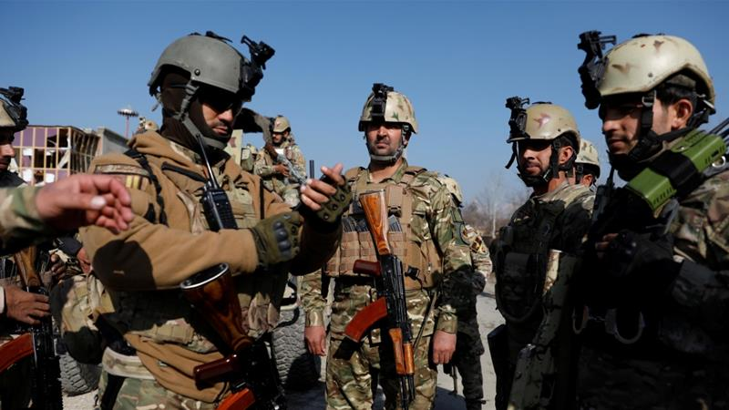 Taliban kill 15 in attack on Afghan security checkpoint